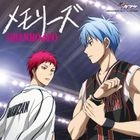 TV Anime 'Kuroko's Basketball Season 3' Seirin vs Rakuzan Hen OP: Memories [Anime Edition] (Japan Version)
