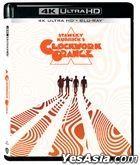 A Clockwork Orange (1971) (4K Ultra HD + Blu-ray) (Hong Kong Version)