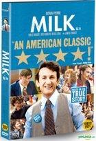 Milk (DVD) (First Press Limited Edition) (Korea Version)