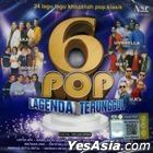 6 Pop Lagenda Terunggul (2CD) (马来西亚版)