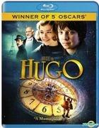 Hugo (2011) (Blu-ray) (Hong Kong Version)