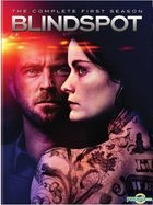 Blindspot (2015) (DVD) (The Complete First Season) (NBC TV Drama) (US Version)