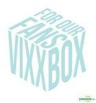 Vixx Box DVD & Goods Set: For Our Fans (Korea Version)