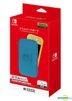Nintendo Switch Lite Slim Hard Pouch (Blue) (Japan Version)