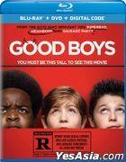 Good Boys (2019) (Blu-ray + DVD + Digital Code) (US Version)