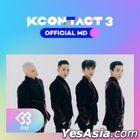 BTOB KCON:TACT 3 Official MD - Ticket & AR Card Set