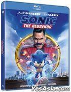 Sonic the Hedgehog (2020) (Blu-ray) (Taiwan Version)