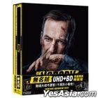 Nobody (2021) (4K Ultra HD + Blu-ray) (Limited Steelbook Edition) (Taiwan Version)