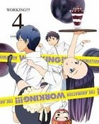 WORKING!!! Vol.4 (Blu-ray+CD) (First Press Limited Edition)(Japan Version)