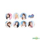Oh My Girl 2019 Concept Store Official Goods - Pin Button & Wappen Set (Ji Ho)