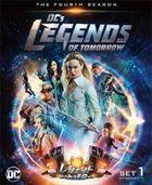 Dc's Legends Of Tomorrow Season 4 First Half Set (Japan Version)