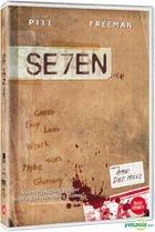 Seven (DVD) (Korea Version)