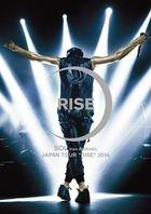SOL JAPAN TOUR 'RISE' 2014 (Normal Edition)(Japan Version)