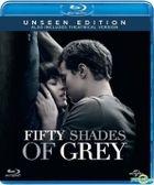 Fifty Shades of Grey (2015) (Blu-ray) (Unseen Edition) (Hong Kong Version)