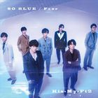 SO BLUE / Fear [Type B] (SINGLE+DVD) (First Press Limited Edition) (Japan Version)