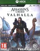 Assassin's Creed Valhalla (Asian Chinese Version)
