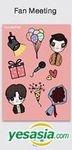 Peraya Party - Krist & Singto Sticker (Fan Meeting)
