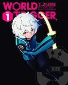 World Trigger 2nd Season Vol.1 (Blu-ray) (Japan Version)
