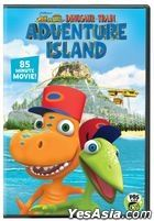 Dinosaur Train: Adventure Island (2021) (DVD) (US Version)