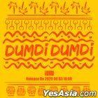 (G)I-DLE Single Album Vol. 1 - DUMDi DUMDi (Day Version) + Random Poster in Tube