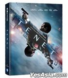 Tenet (2020) (4K Ultra HD + Blu-ray) (3-Disc Digibook Edition) (Hong Kong Version) + Limited Poster