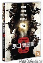 Rogue Warfare 3 : Death of a Nation (DVD) (Korea Version)