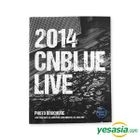CNBLUE - 2014 CNBLUE 'Can't Stop' Live Official Goods - Brochure