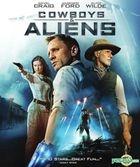 Cowboys & Aliens (2011) (Blu-ray) (Hong Kong Version)