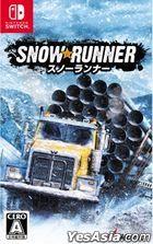 SnowRunner (Japan Version)