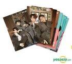 Wooseok x Kuanlin '9801' Official Goods - Mini Poster Set (Unit)
