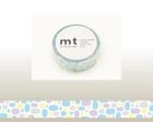 mt Masking Tape : mt 1P Pool Blue