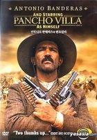 And Starring Pancho Villa as Himself (Korean version)
