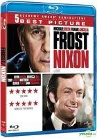 Frost / Nixon (Blu-ray) (Hong Kong Version)