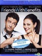 Friends with Benefits (2011) (Blu-ray) (Hong Kong Version)