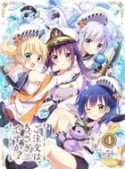 Is the Order a Rabbit?? Season 2 Vol.4 (Blu-ray) (First Press Limited Edition)(Japan Version)