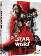 Star Wars: The Last Jedi (Blu-ray) (Korea Version)