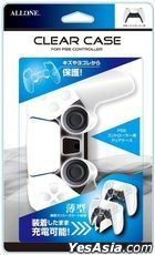PS5 Clear Case for Controller (Japan Version)