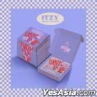 ITZY Vol. 1 - CRAZY IN LOVE (Random Version) + Random OOTD Standing Card + Random Special Card Set + Random Poster