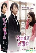 You Are My Destiny (2014) (DVD) (Ep.1-20) (End) (Multi-audio) (MBC TV Drama) (Taiwan Version)