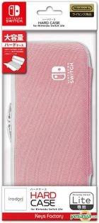 Nintendo Switch Lite HARD CASE (Pale Pink) (Japan Version)