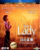 The Lady (2011) (Blu-ray) (Hong Kong Version)