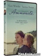 Ammonite (2020) (DVD) (Hong Kong Version)
