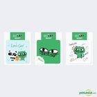 2PM : Ok Taec Yeon Cat Character - Okcat Magnet (White)