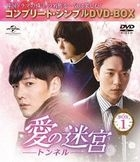 Tunnel  (DVD) (Box 1) (Special Priced Edition) (Japan Version)