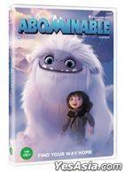 Abominable (DVD) (Korea Version)