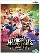 amiibo Card Album Mario Sports Super Stars (Japan Version)