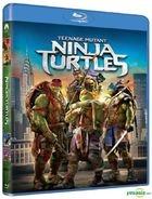 Teenage Mutant Ninja Turtles (2014) (Blu-ray) (Hong Kong Version)