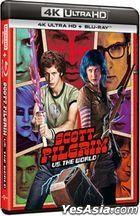 Scott Pilgrim vs. The World  (2010) (4K Ultra HD + Blu-ray) (Hong Kong Version)