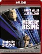 MERCURY RISING (Japan Version)