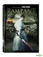 Rampant (2018) (DVD) (US Version)